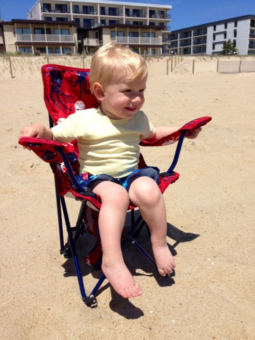 Beach Packing for Toddlers