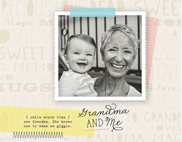 9 Thoughtful Ideas for Grandparents Day via Pick Any Two
