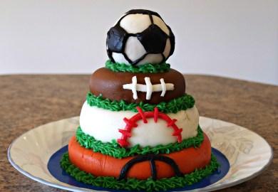 Cupcake Themed Birthday Party Favors Temporary Tattoos
