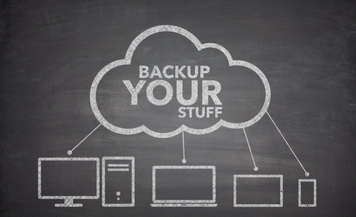 Guide on how to backup your website files