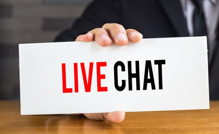Live chat tool benefits