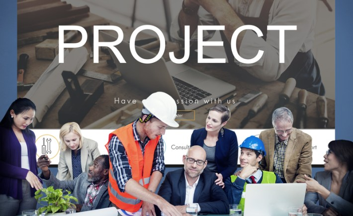 Building a website for construction business