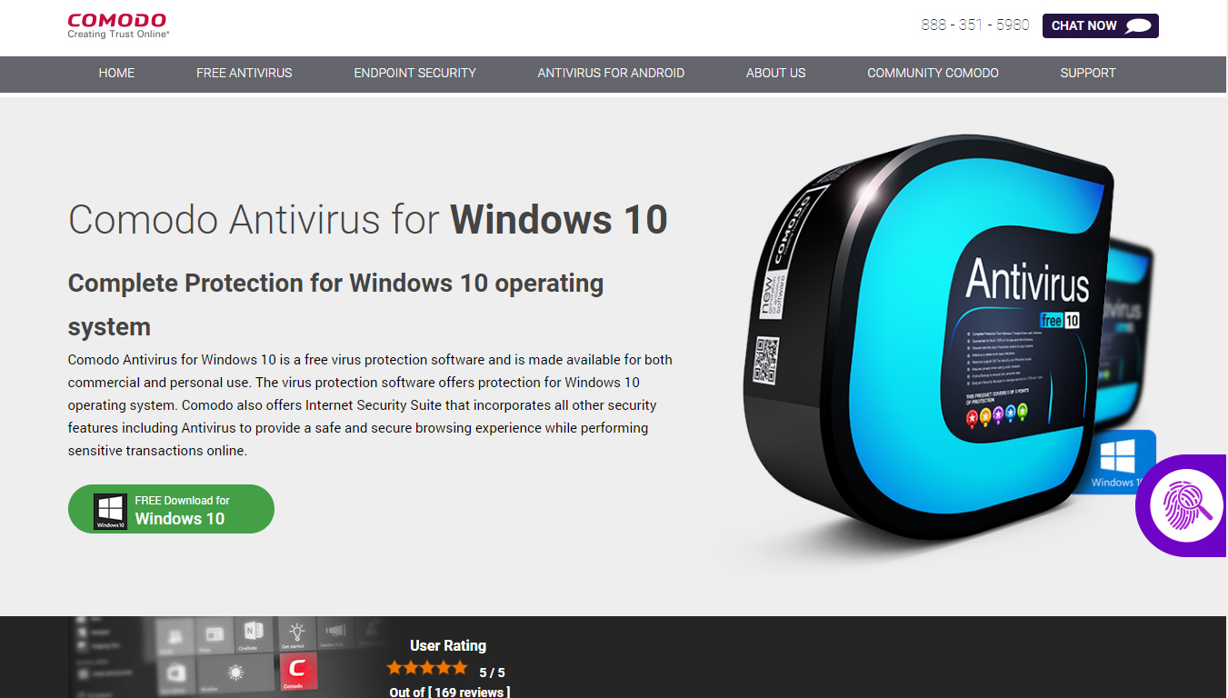 best free antivirus software (protect your computer) - pickaweb