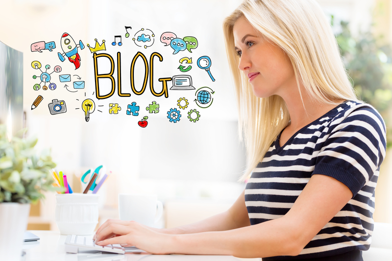 Why businesses need a blog