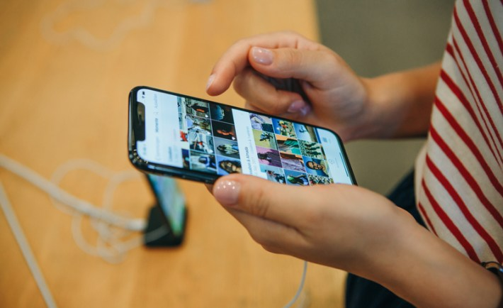 How to transfer Iphone photos to your computer