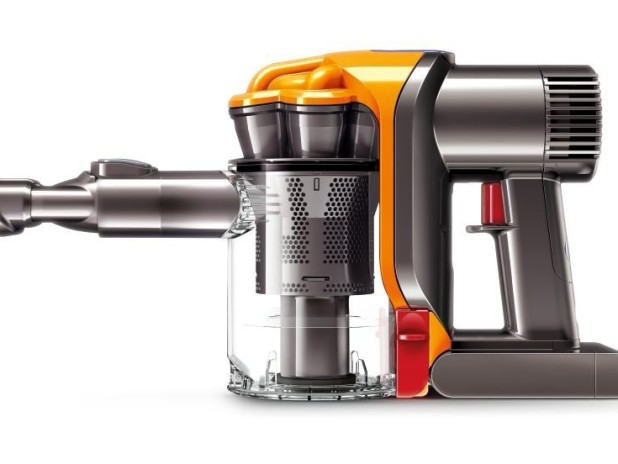 Dyson DC34 Handheld (Featuring Best Car Vacuum Cleaner)