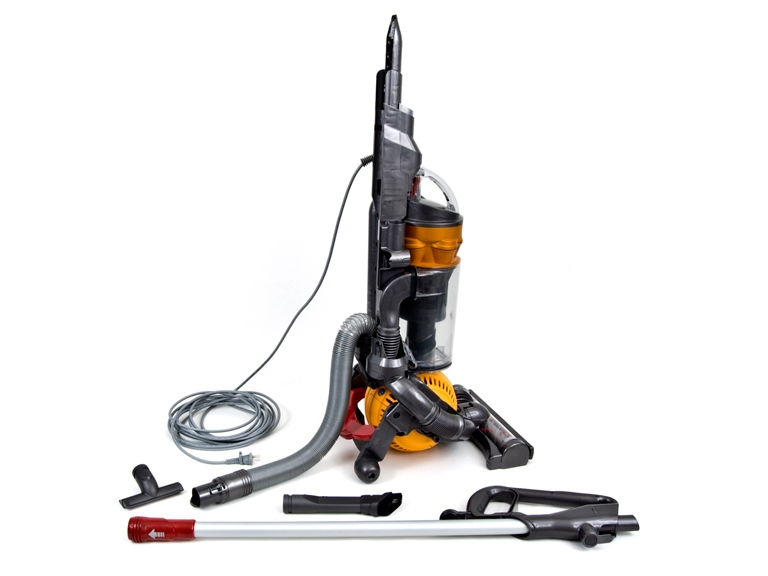 Dyson DC25 Review for Ball All-Floors Upright Vacuum Cleaner
