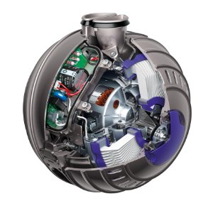 Ball technology of dyson dc50 review