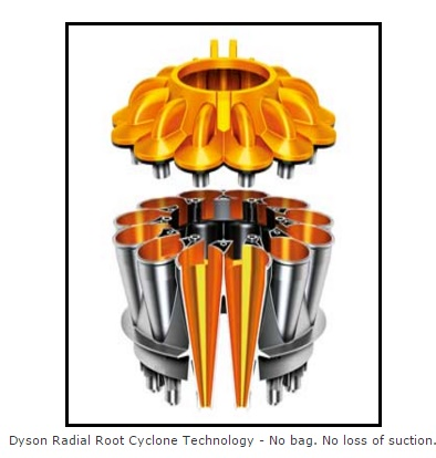 letu0027s add this one as greater technology in the list of dyson vacuum reviews dyson invented its patented radial root cyclone technology to maximize the - Dyson Vacuum Reviews