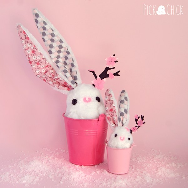 peluche conejo sakura