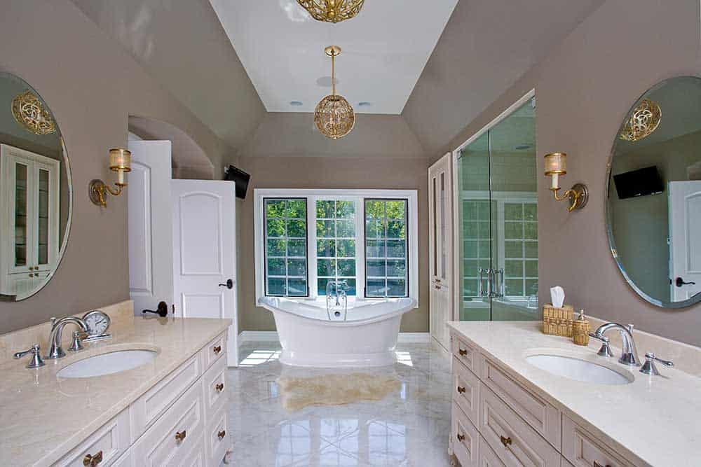 south jersey kitchen remodeling sears packages contemporary french provincial home in bannockburn - orren ...