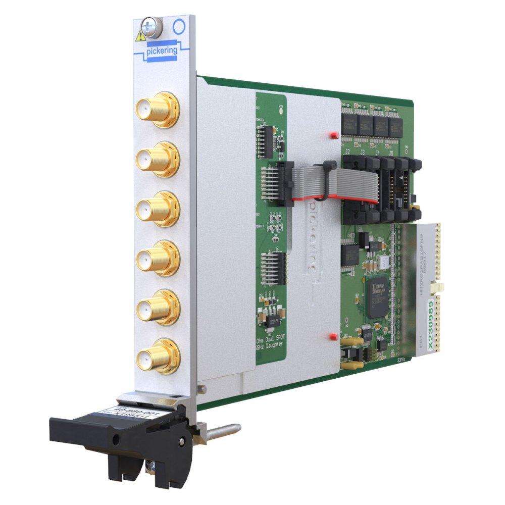 medium resolution of  40 880a pxi 8ghz spdt rf switch module