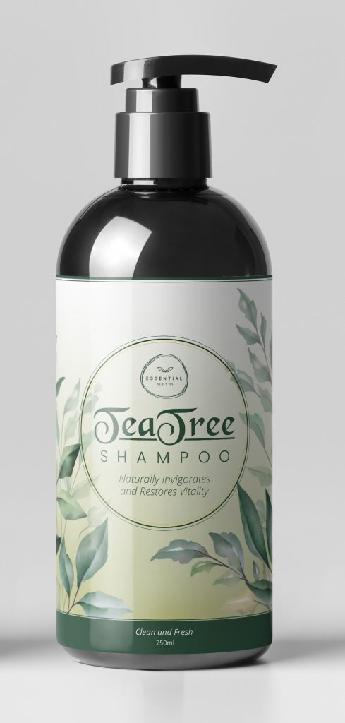 tea tree oil product photo