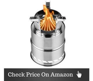 single burner