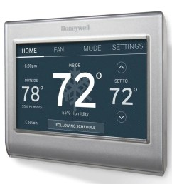 honeywell wifi thermostat rth9580wf [ 900 x 900 Pixel ]