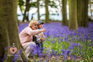 Badbury Clump near swindon photoshoot. Family photographer pickin images photography. Little boy playing in the woods.
