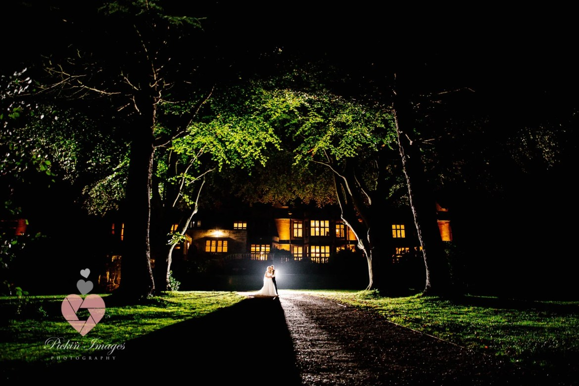 Coombe Lodge wedding venue in autumn Swindon Wedding Photographer