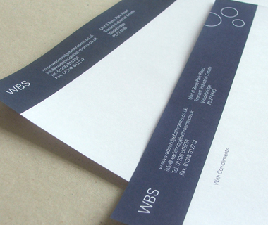 Wadebridge Bathroom Studio Stationery