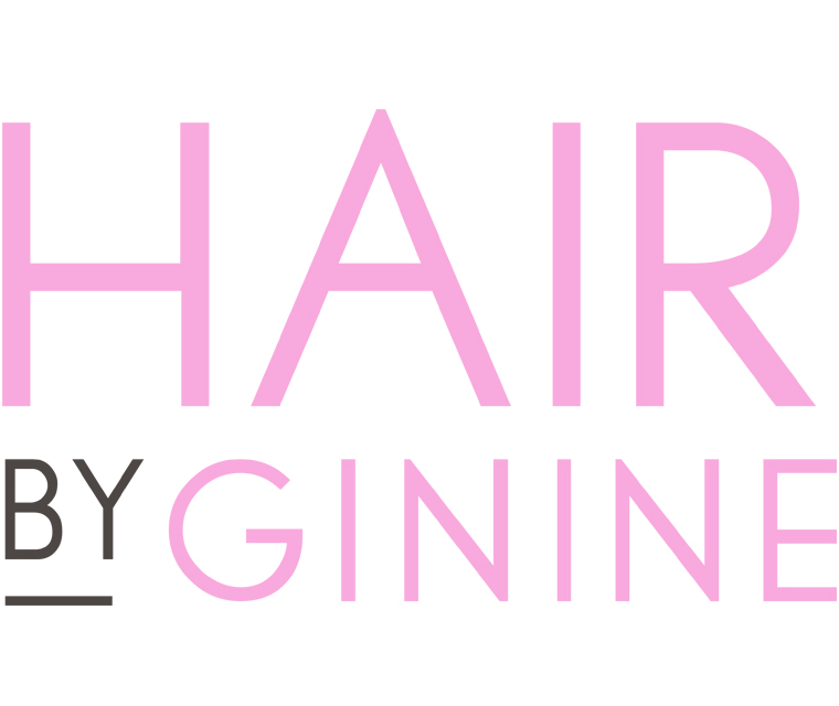 Hair by Ginine Logo