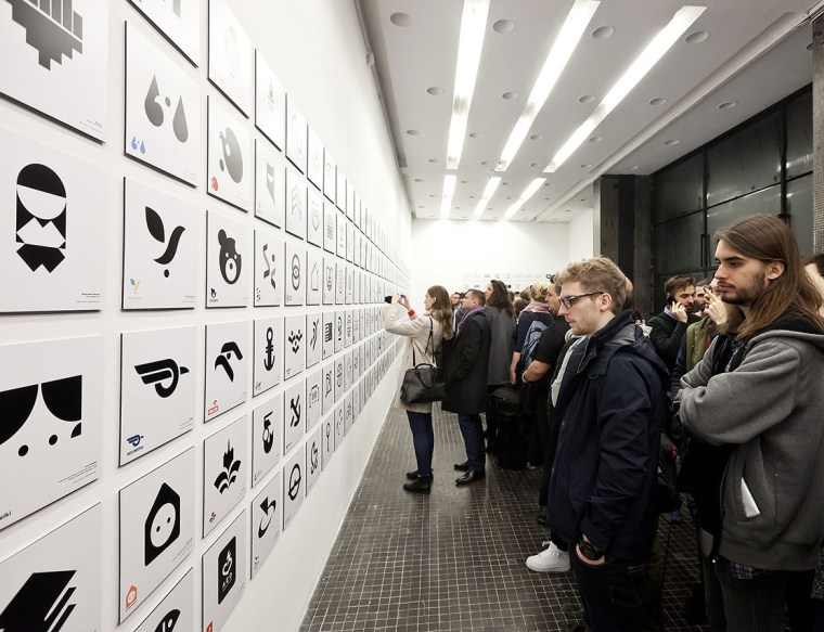 Exhibition of Polish graphic design