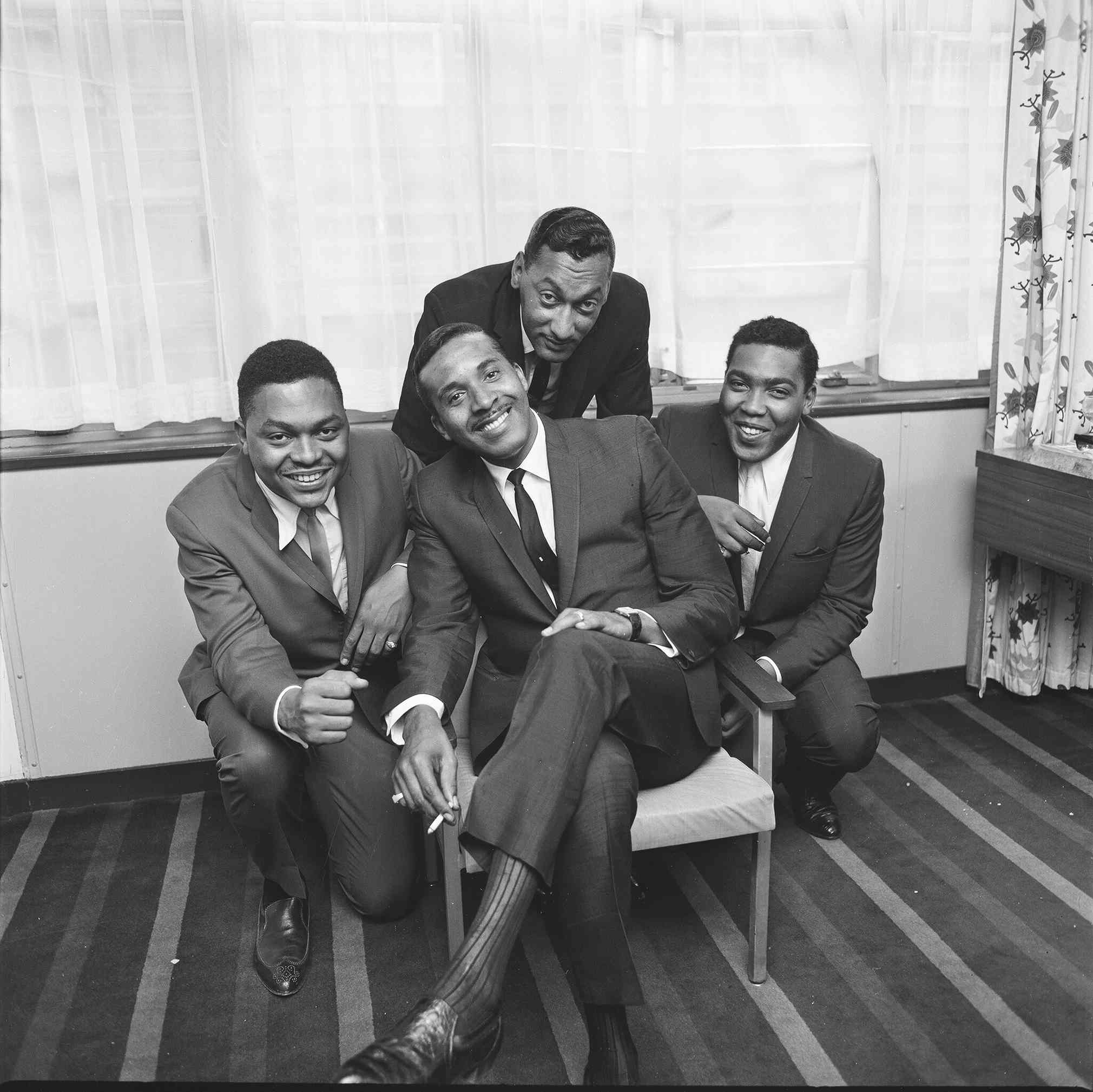 The Four Tops by Stanley Bielecki