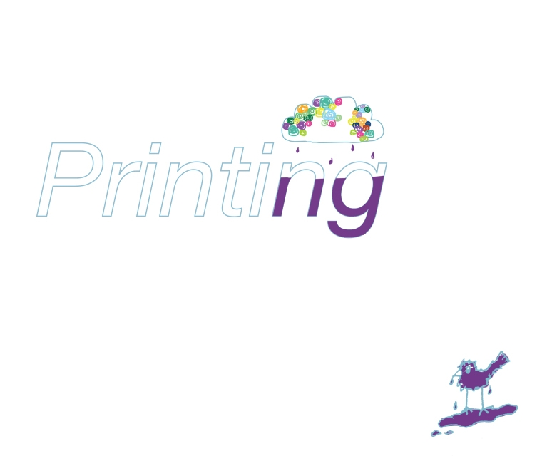 Printing - design for print including leaflets, stationery, flyers and business cards
