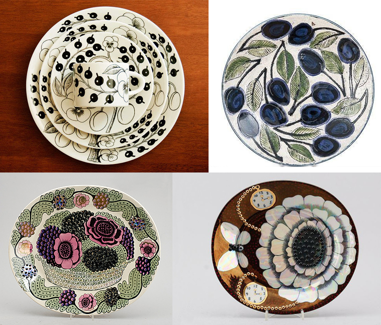 Birger Kaipainen Finnish ceramics