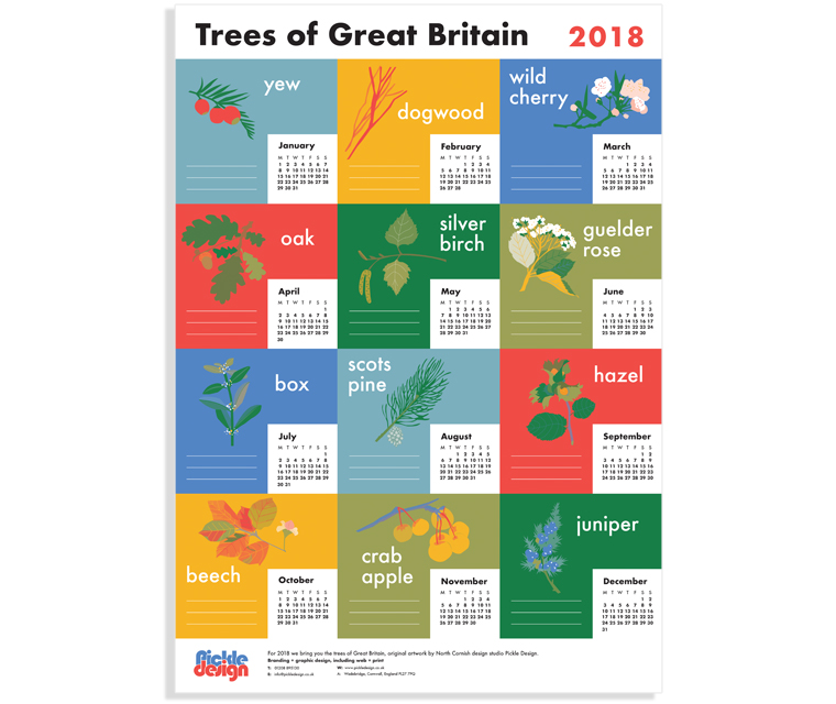 trees-of-great-britain-calendar-2018-pickle-design