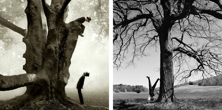 Surreal and stylised photographer Rodney Smith