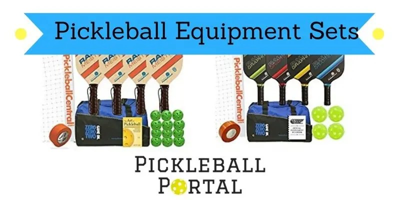 Pickleball set reviews