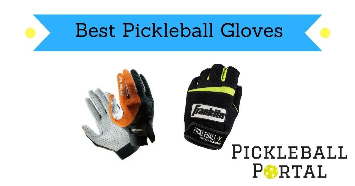 Pickleball Glove Reviews