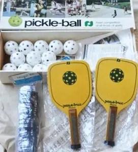 pickleball set
