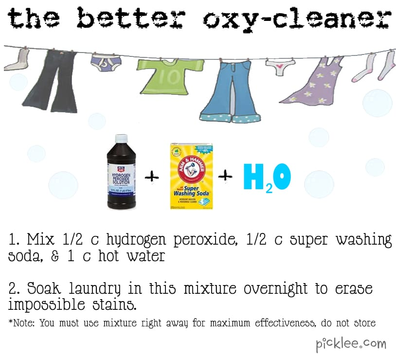 better oxy cleaner