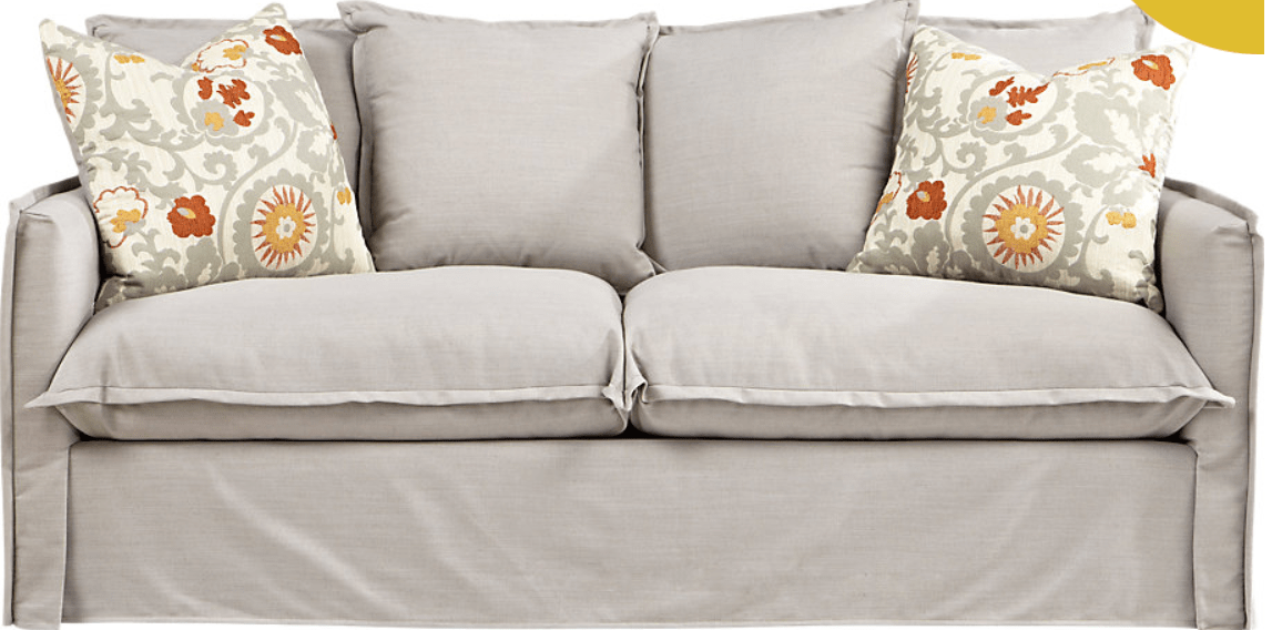 belgian shelter arm sofa aero fawn selecting the perfect slipcovered [inspiration] - picklee