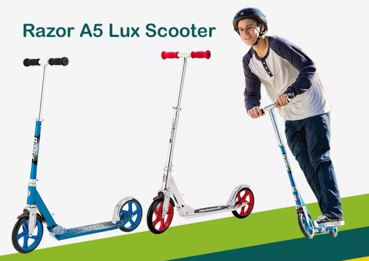 Razor-A5-Lux-Scooter-Reviews
