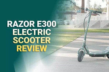 The Best Razor E300 Review: Powerful Electric Scooter!