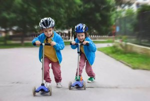 The Micro Mini Scooter Reviews: Can Replace Addictive Kid Indoor Gaming