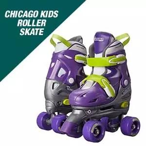 Chicago Kids Adjustable Roller Skates