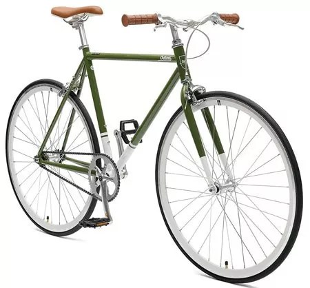 Critical Cycles Harper Single-Speed Urban Commuter Bike