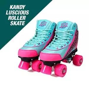 Kandy-Luschious Kids Roller Skates