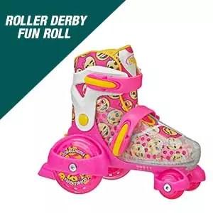 Roller Derby Fun Roll
