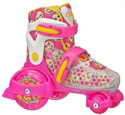 Roller Derby Girl's Fun Roller Skate – Best Roller Skates for 2-8 Years Old