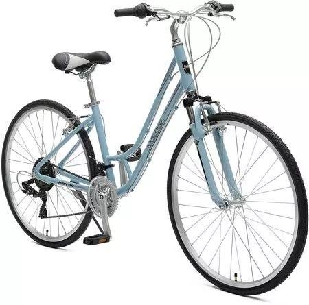 Critical Cycles Barron 21 Speed Lady's Hybrid Bike