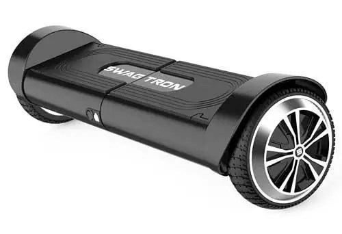 Swagtron Duro T8 Lithium-Free Swagboard Hoverboard/ Startup Self Balancing Scooter