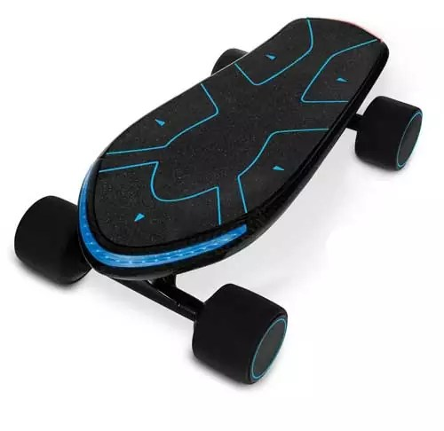 SwagtronSwagboard Advanced Spectra Electric Cruiser Skateboard
