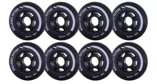 Rollerex-VXT500-Inline-Skate-Rollerblade-Wheels