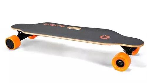 BLITZART Tornado 38″ 17mph Electric Skateboard Longboard