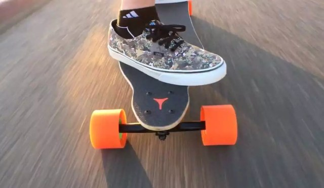 electric skateboard wheels