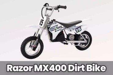 Razor MX400 Review | Best Electric Dirt Bike For Your Kids
