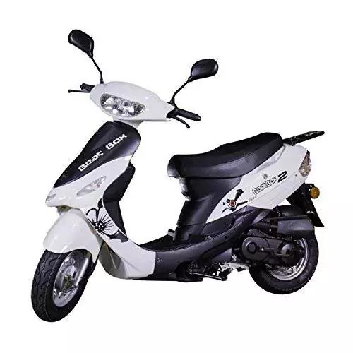 TAO SMART DEALSNOW 50cc Gas Fully Automatic Street Legal Scooter TaoTao ATM50-A1
